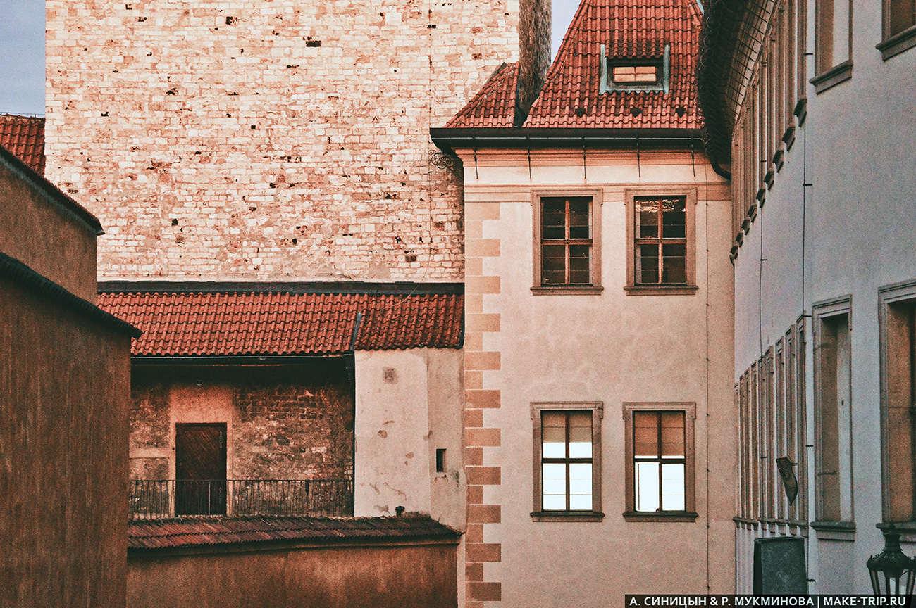 Фото Пражского Града