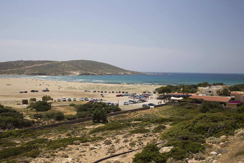 Лучший песчаный пляж