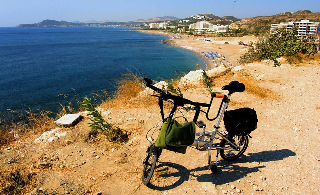 Отели Родоса на лучшем пляже