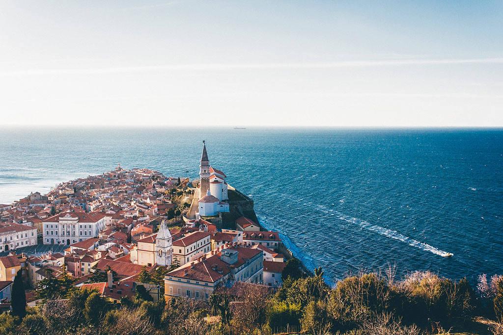Курорты Словении на море