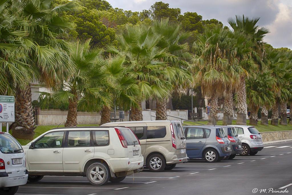 Где бесплатно парковаться в Испании