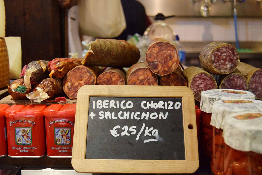 Что стоит попробовать в Испании из еды