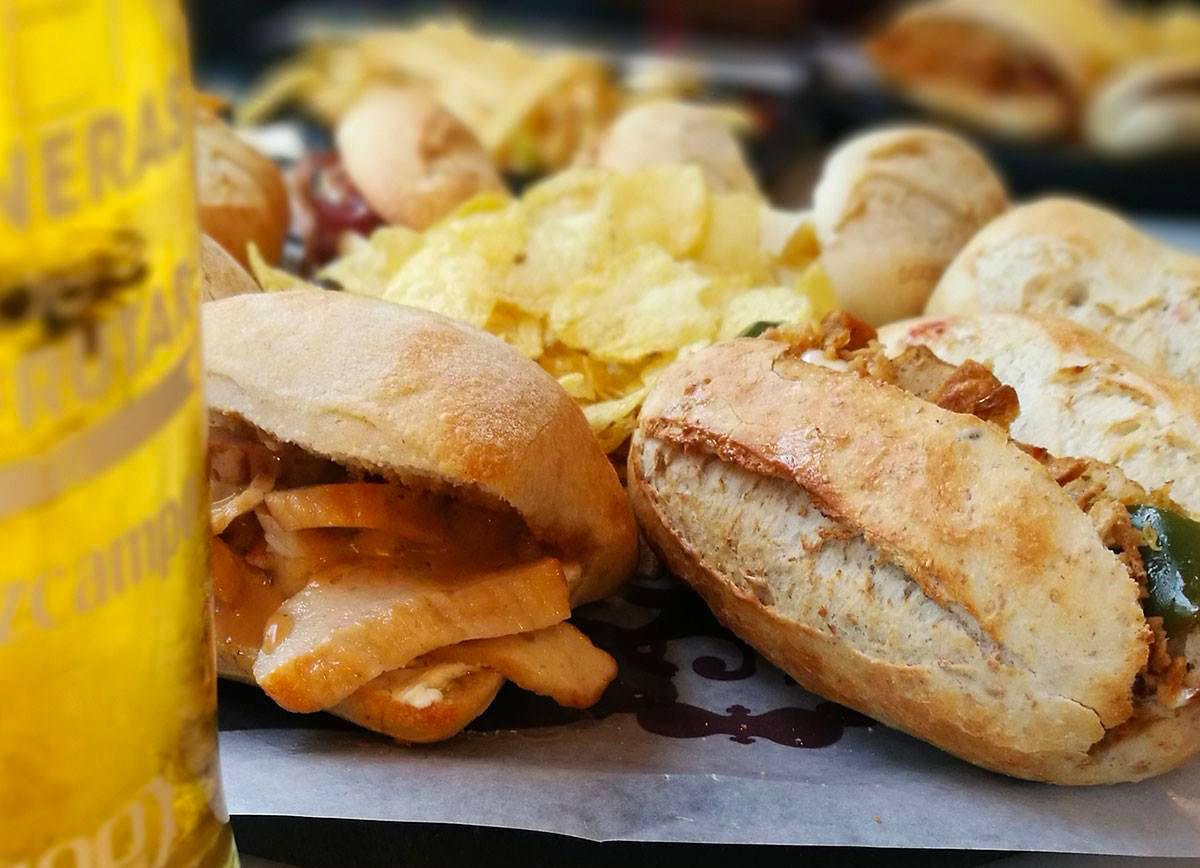 Цены в ресторанах в Испании