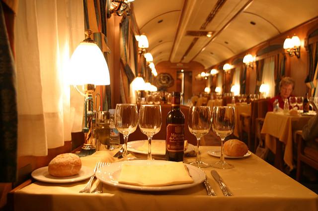 Кафе и рестораны Испании