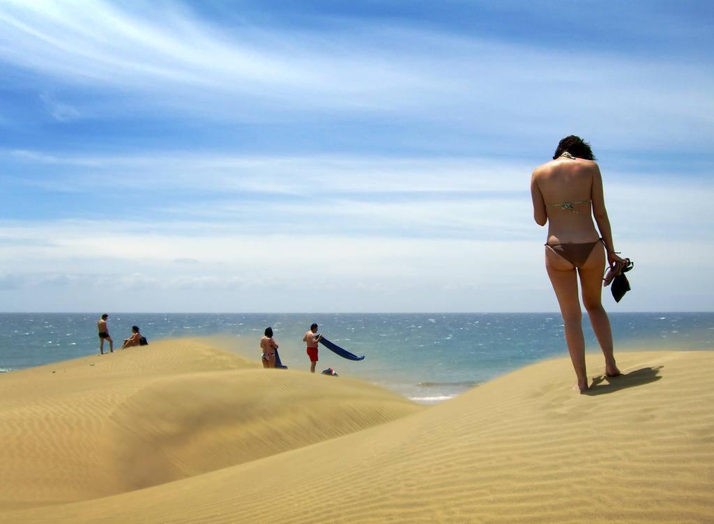 Список нудистских пляжей Испании