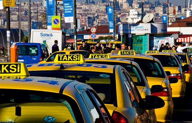 аэропорт стамбула такси как доехать
