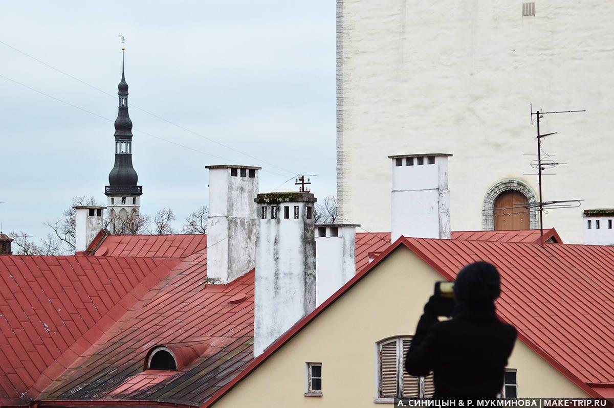 Таллин Достопримечательности за 2 дня на карте фото отдых что посмотреть зимой и летом