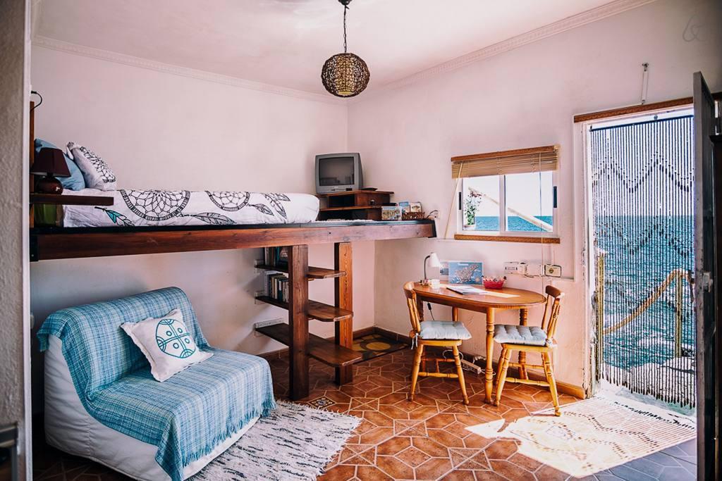 Жилье рядом с океаном и пляжем на Тенерифе