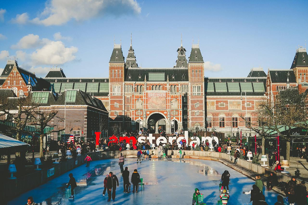 Отдых в Амстердаме в феврале