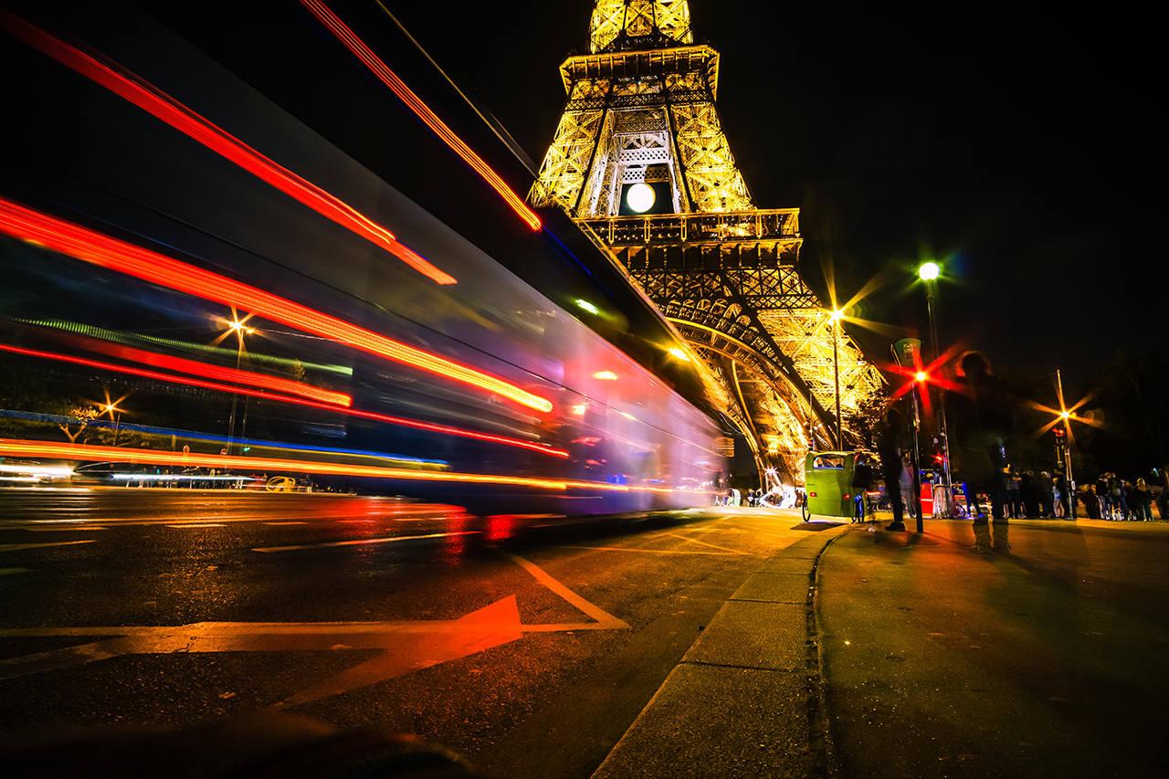 Отдых во Франции в январе