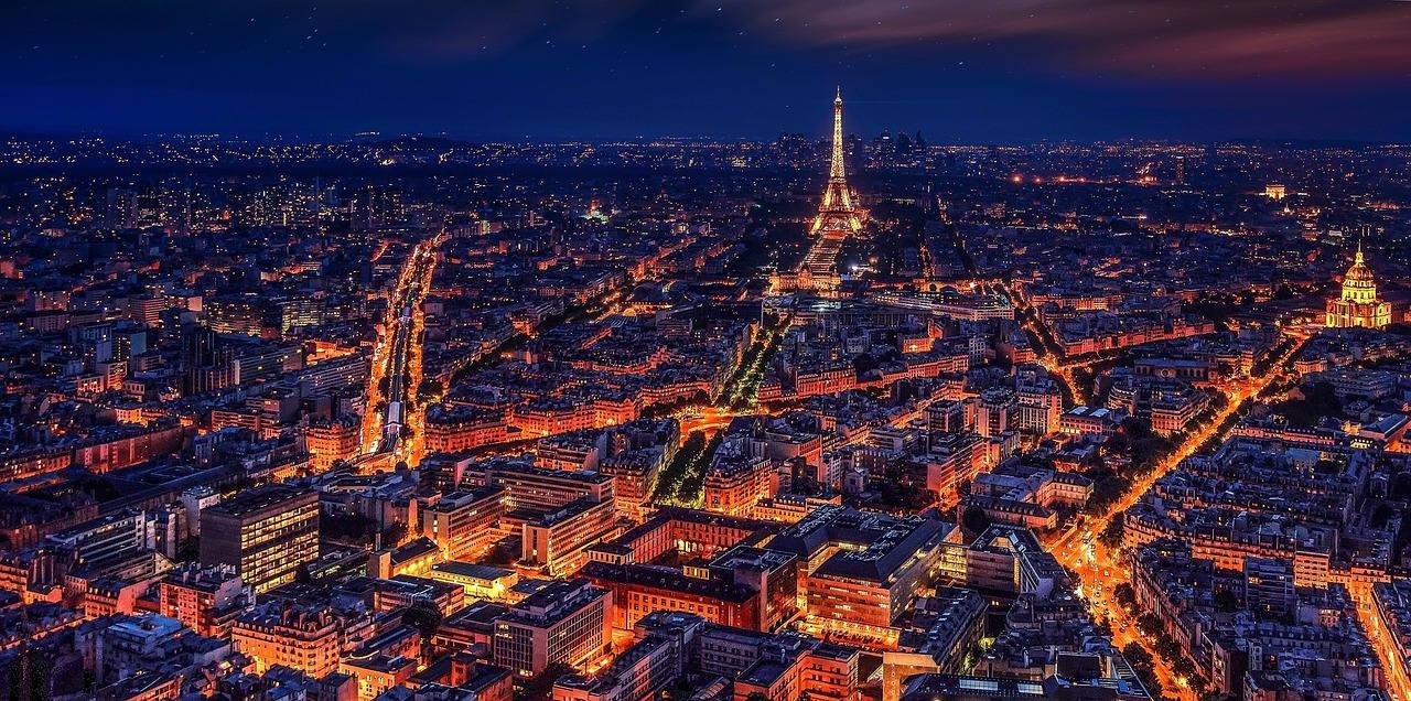 Отдых в Париже в январе