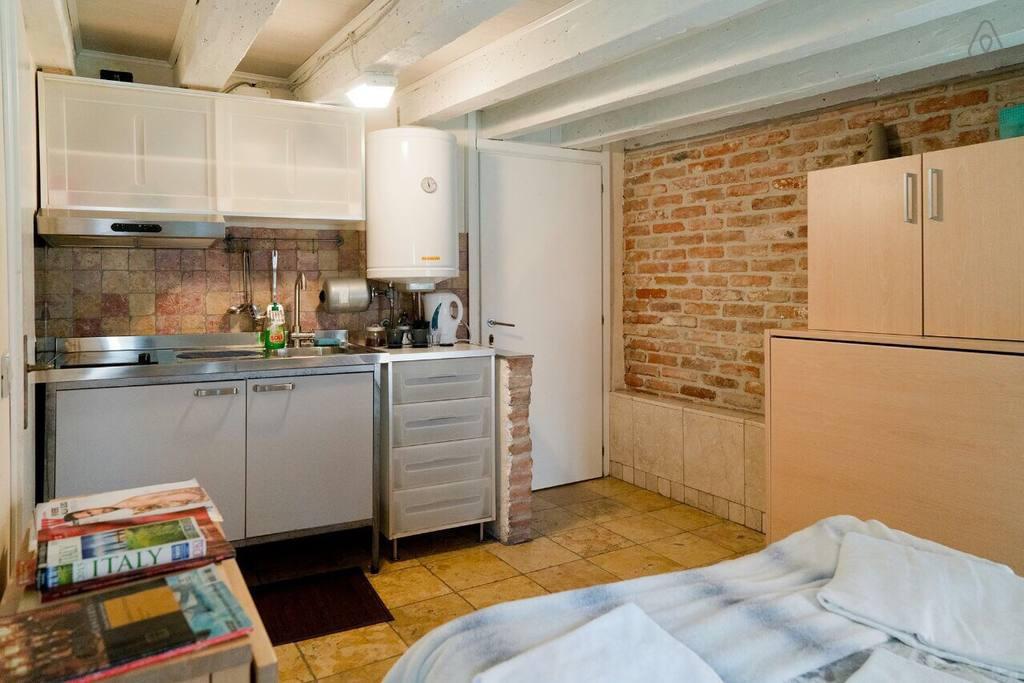Где снять квартиру в Венеции