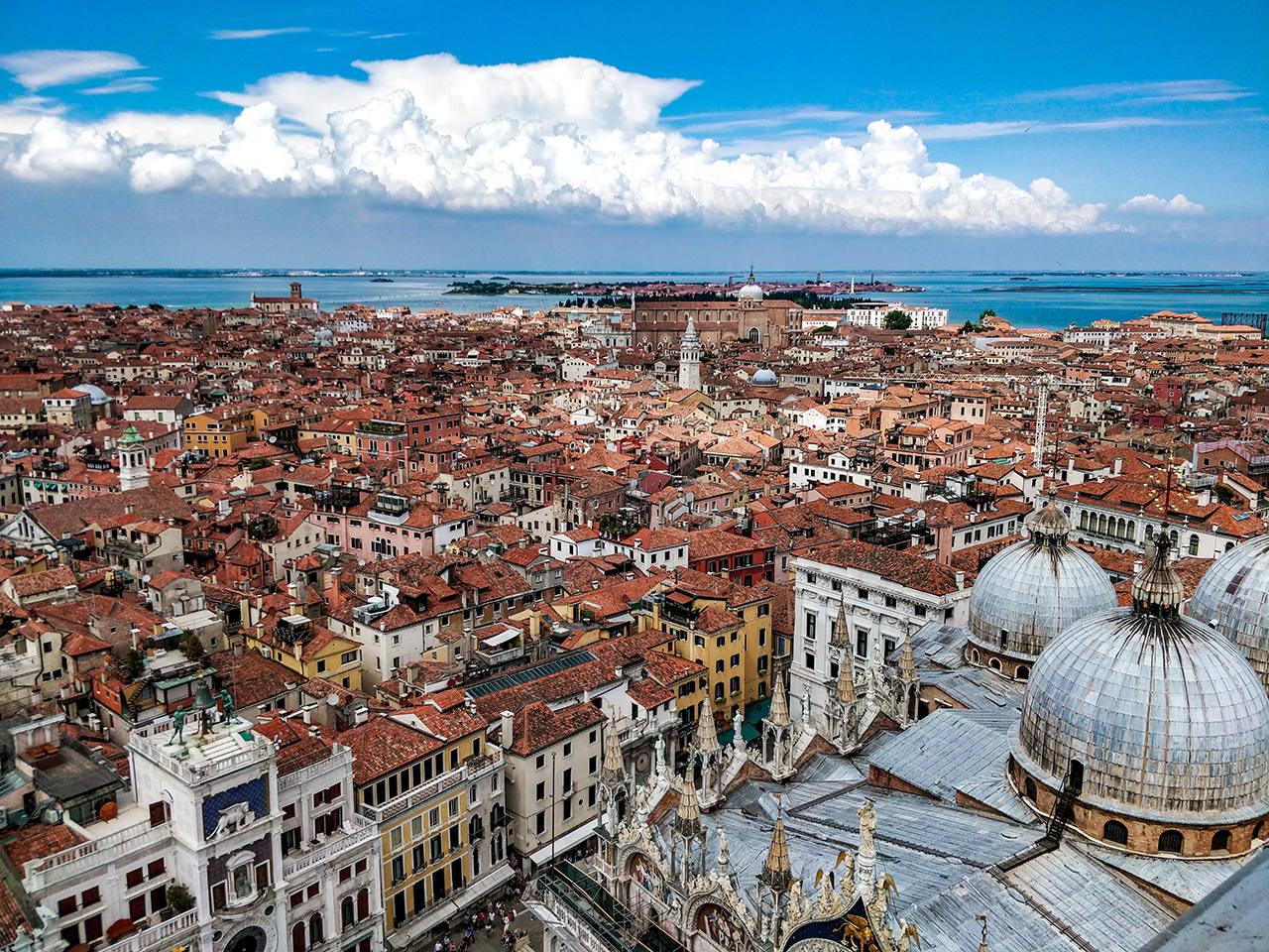 Цены на отдых в октябре в Италии