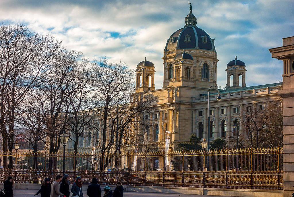 Отдых в Вене в феврале