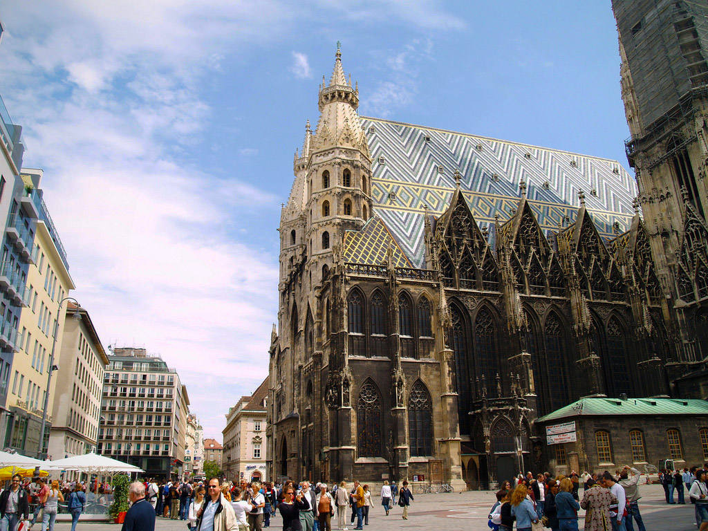 Как доехать из Будапешта в Вену