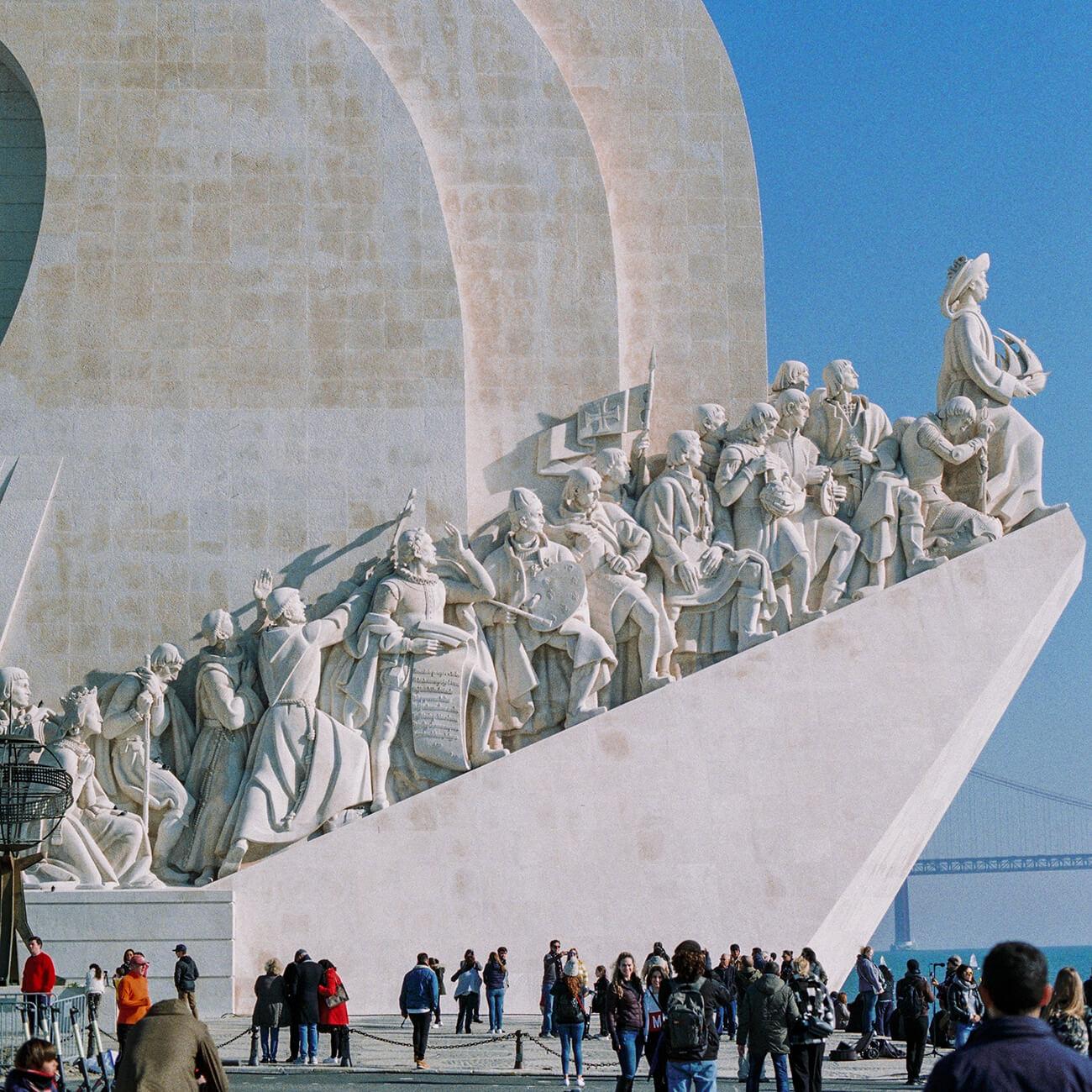 Описание достопримечательностей Лиссабона