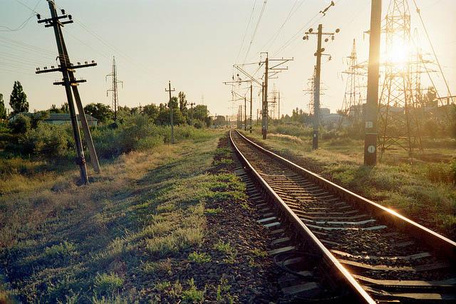 дорога в крым на поезде