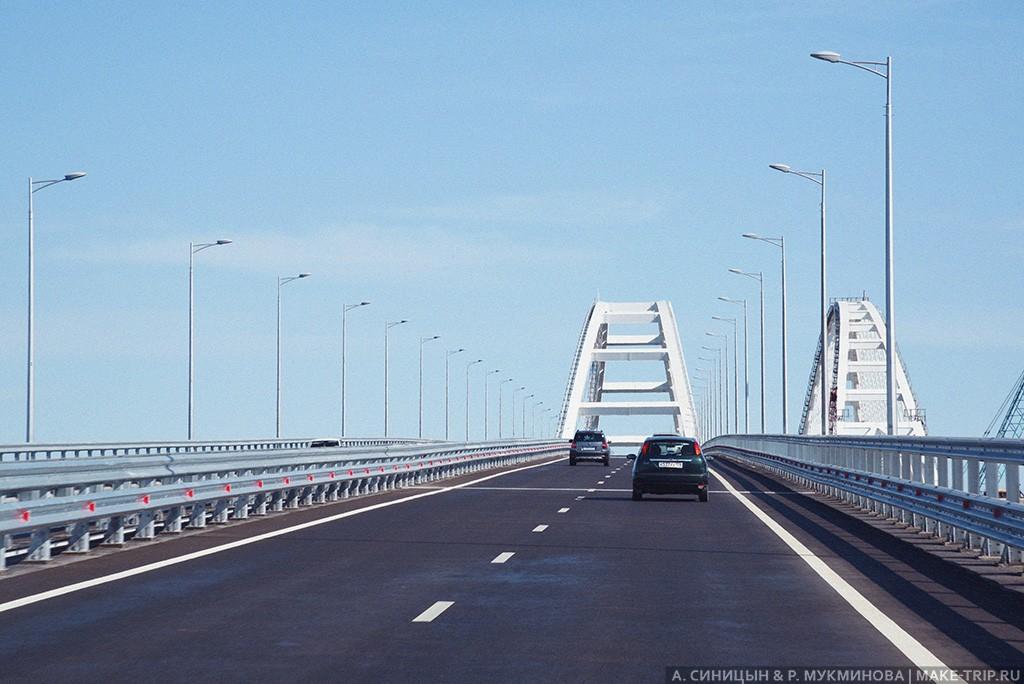 Поездка в Крым на машине 2020