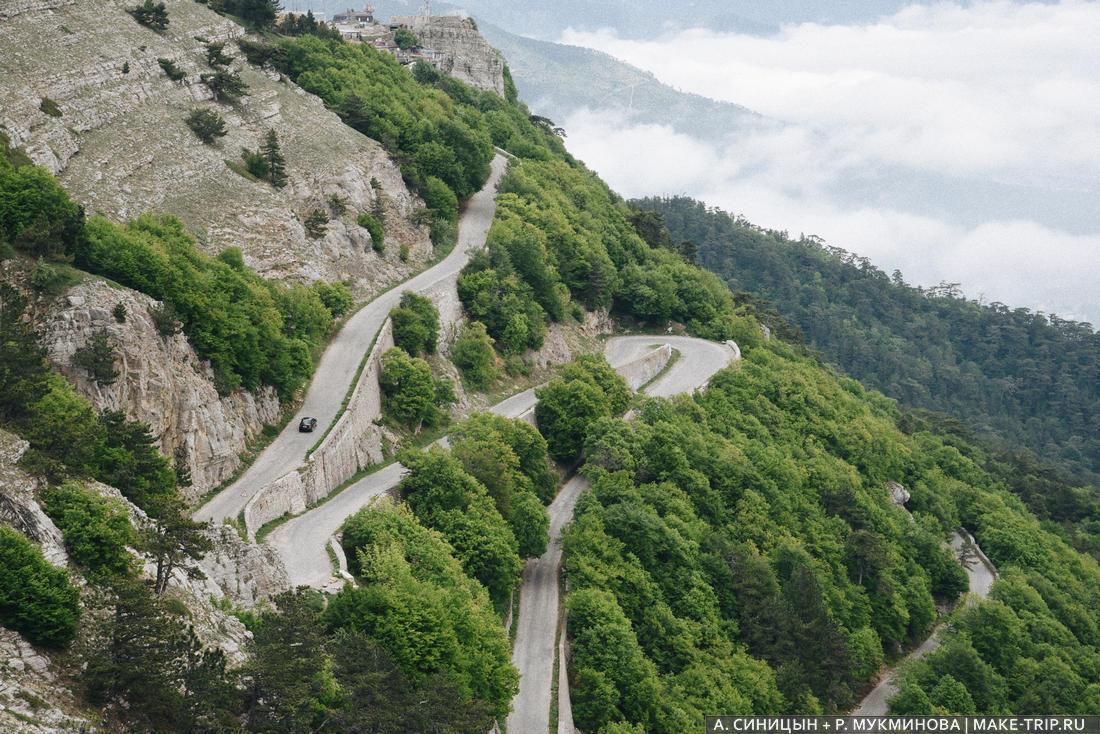 В Крым на автомобиле
