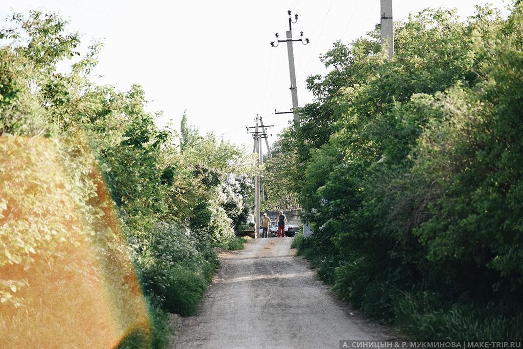 Отзывы о поездке в Крым на машине