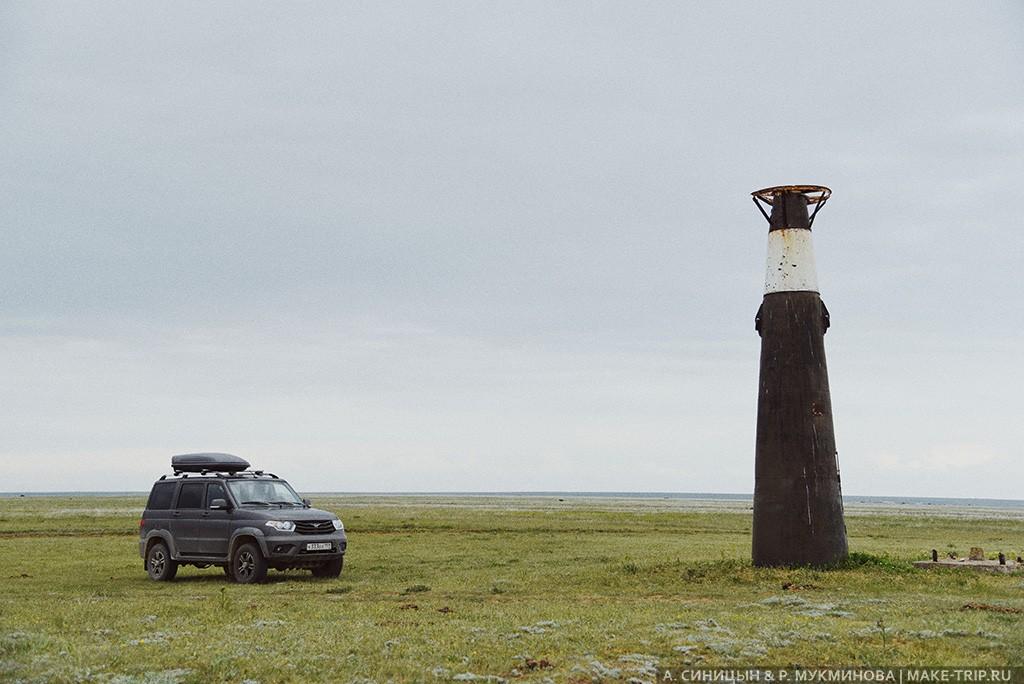 Поездка в Крым на автомобиле