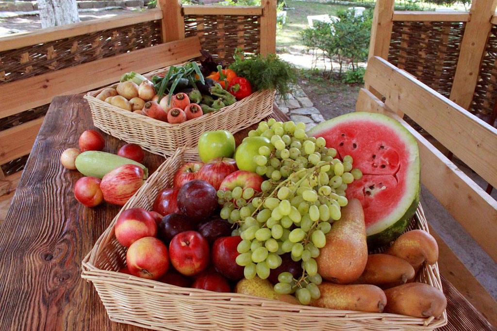 Цены в Абхазии на фрукты