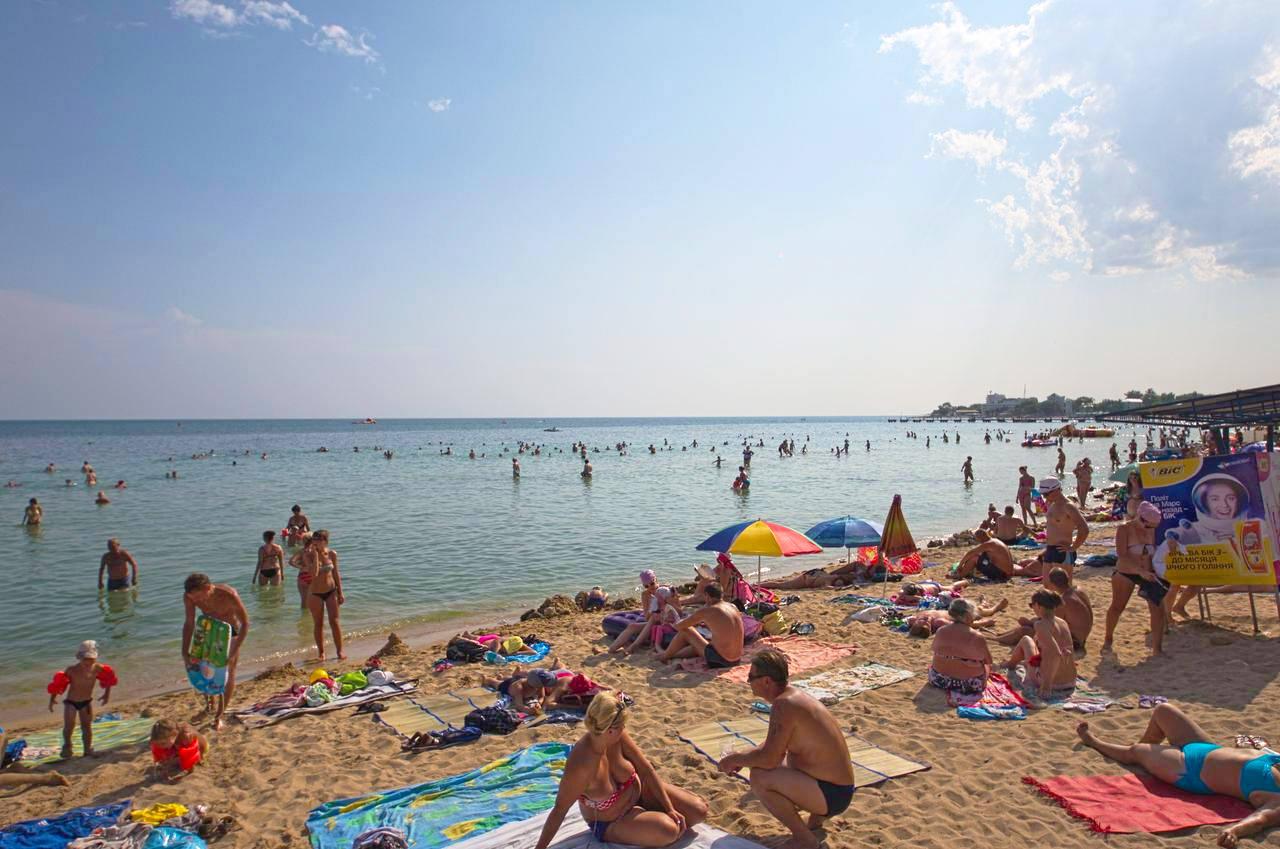 Недорогие отели для отдыха с детьми на Черном море