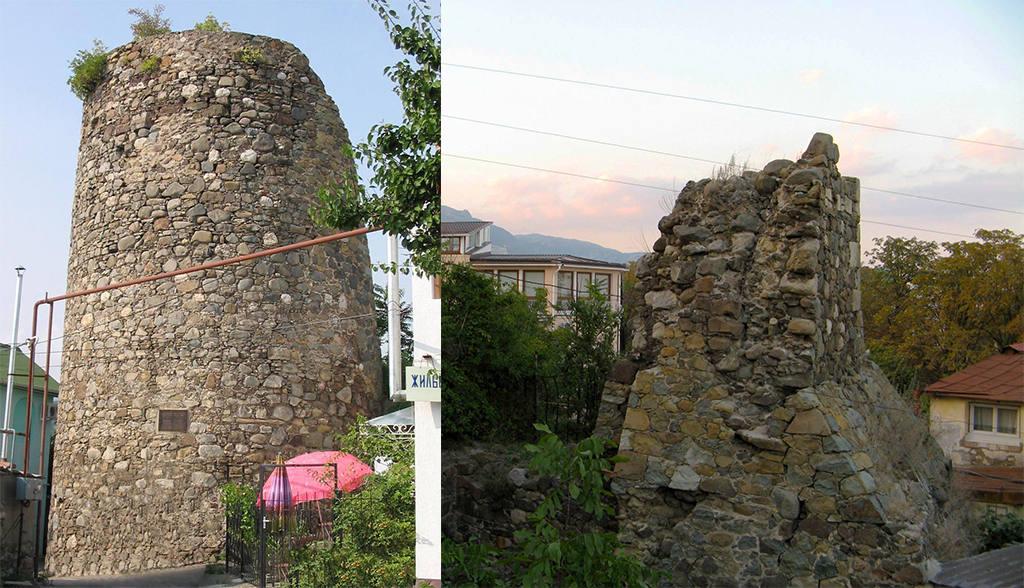 Фото крепостей Крыма