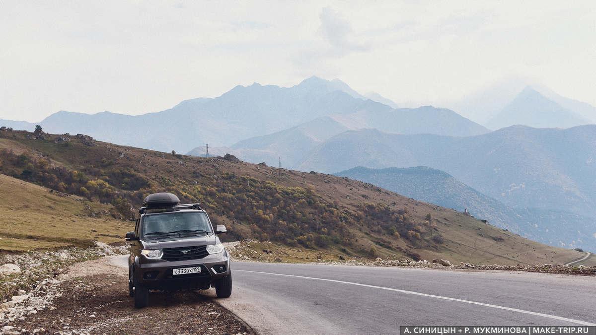 Отзывы туристов об Ингушетии