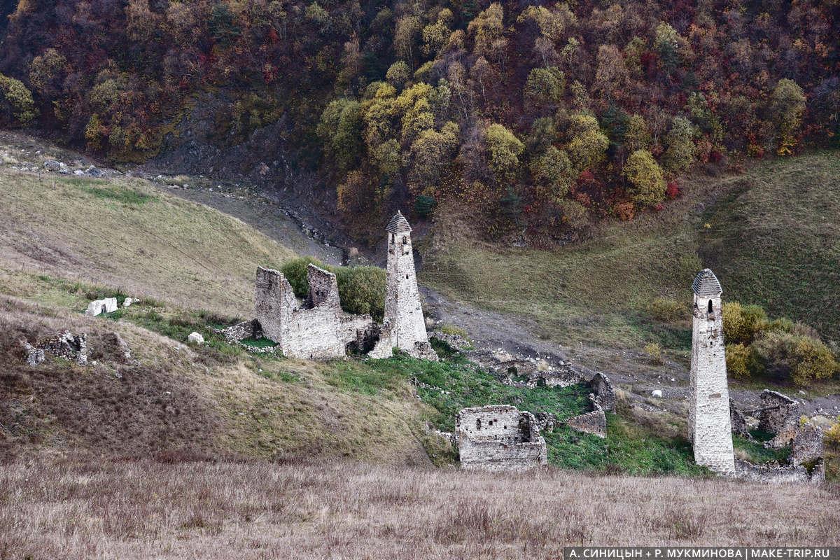 Качество дорог в Ингушетии