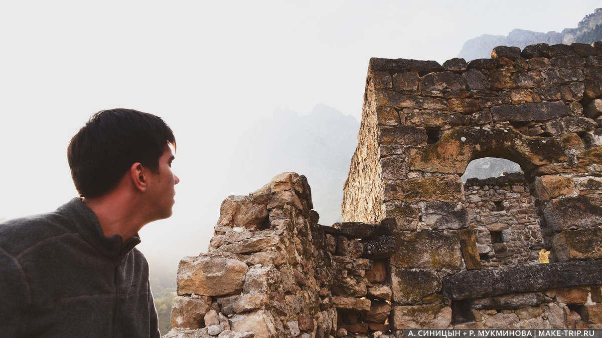 Боевые башни Ингушетии