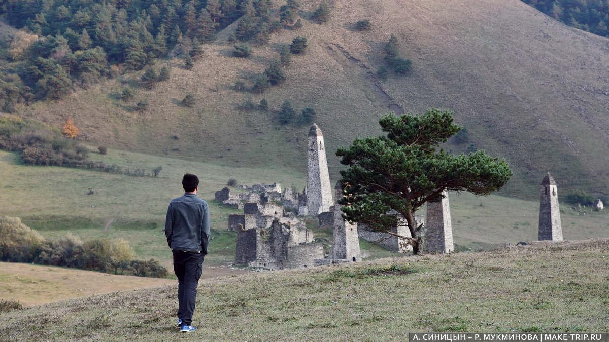 Достопримечательности и боевые башни в Республике Ингушетия