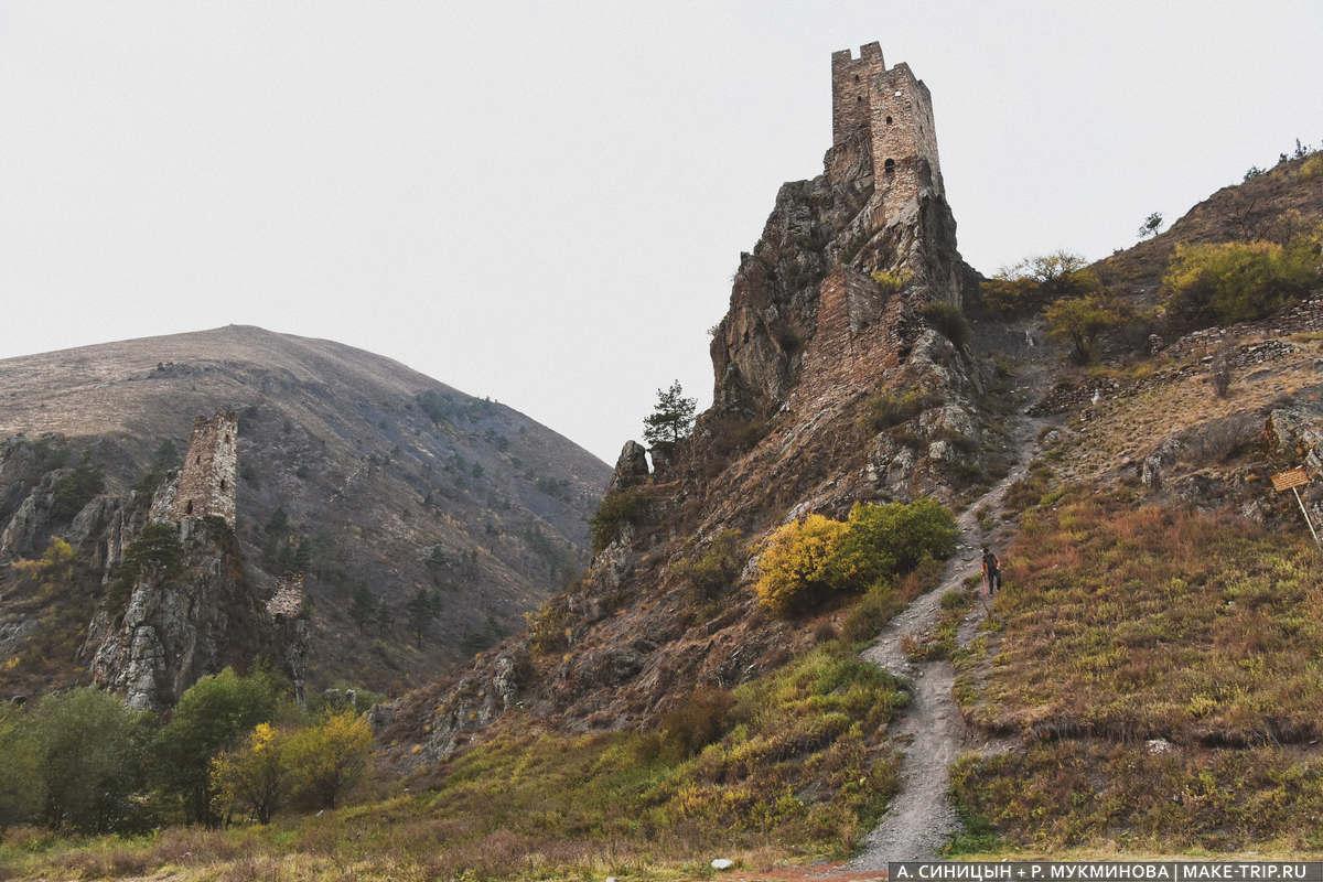 Что интересного посмотреть в Ингушетии