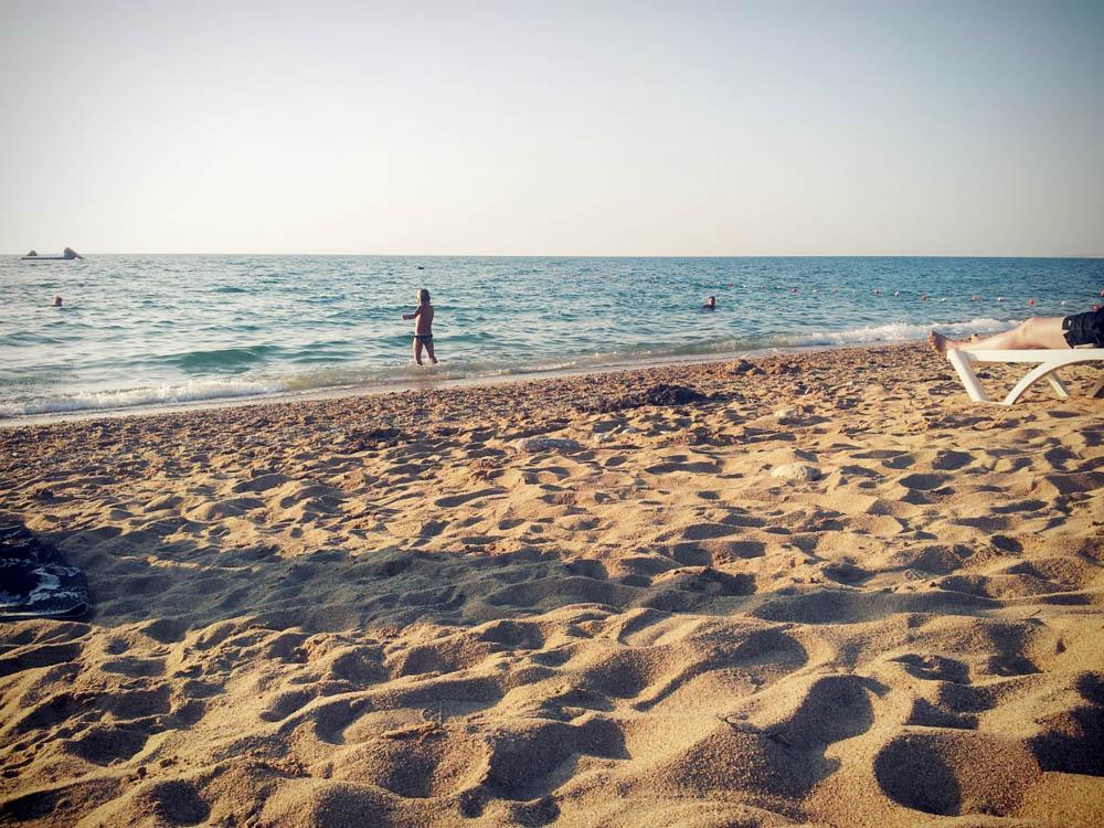пляж учкуевка в севастополе