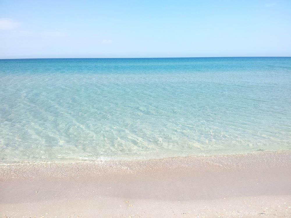 Где в Крыму чистое море и пляж
