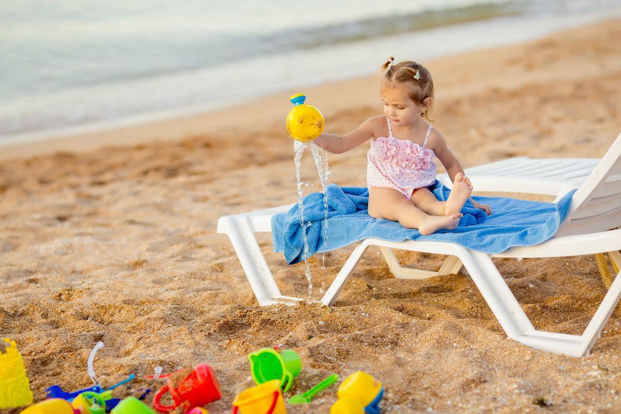 Песчаные пляжи для отдыха в Крыму