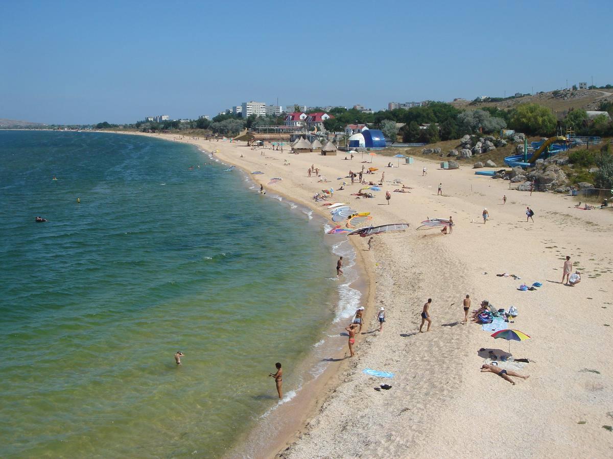 Отзывы туристов об отдыхе на Азовском море