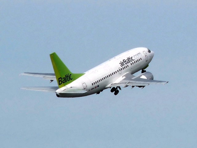 AirBaltic - лоукост-авиакомпания Европы