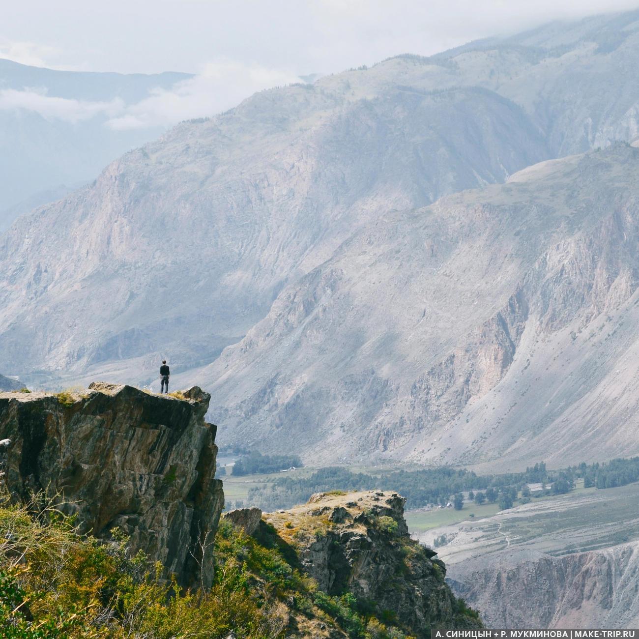 Кату-Ярык, Горный Алтай