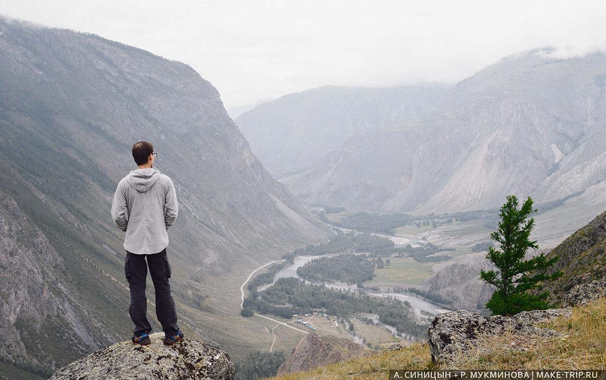 Чулышман, Горный Алтай