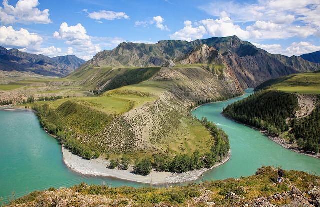 горный алтай самые красивые места