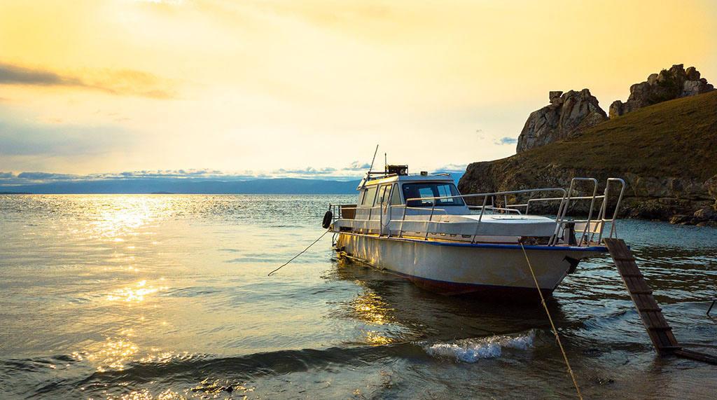 Где отдохнуть на Байкале