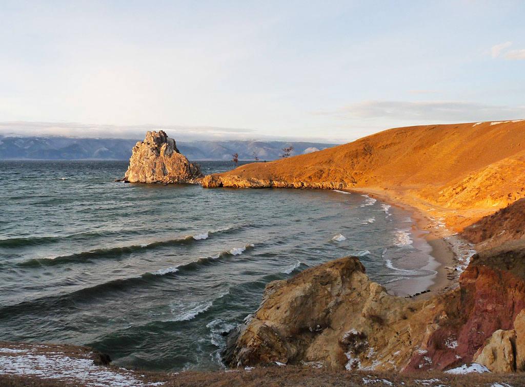 Самые красивые места на Байкале