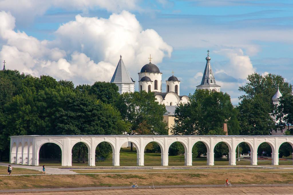 Что посмотреть в Великом Новгороде с детьми