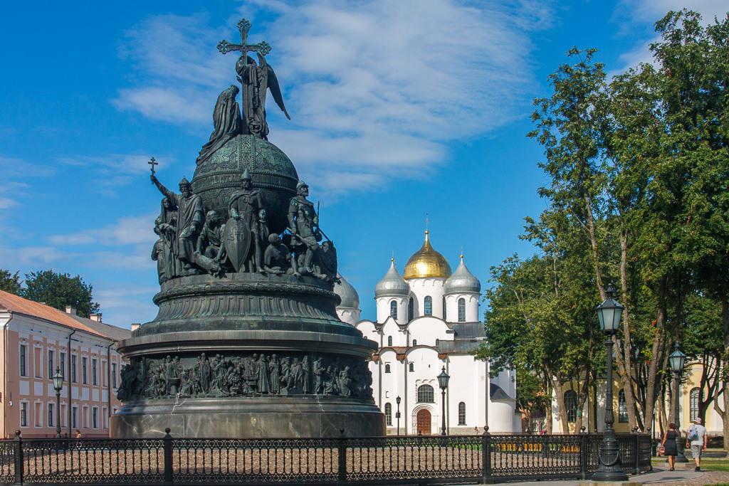 Что посмотреть из достопримечательностей в Великом Новгороде за 1 день