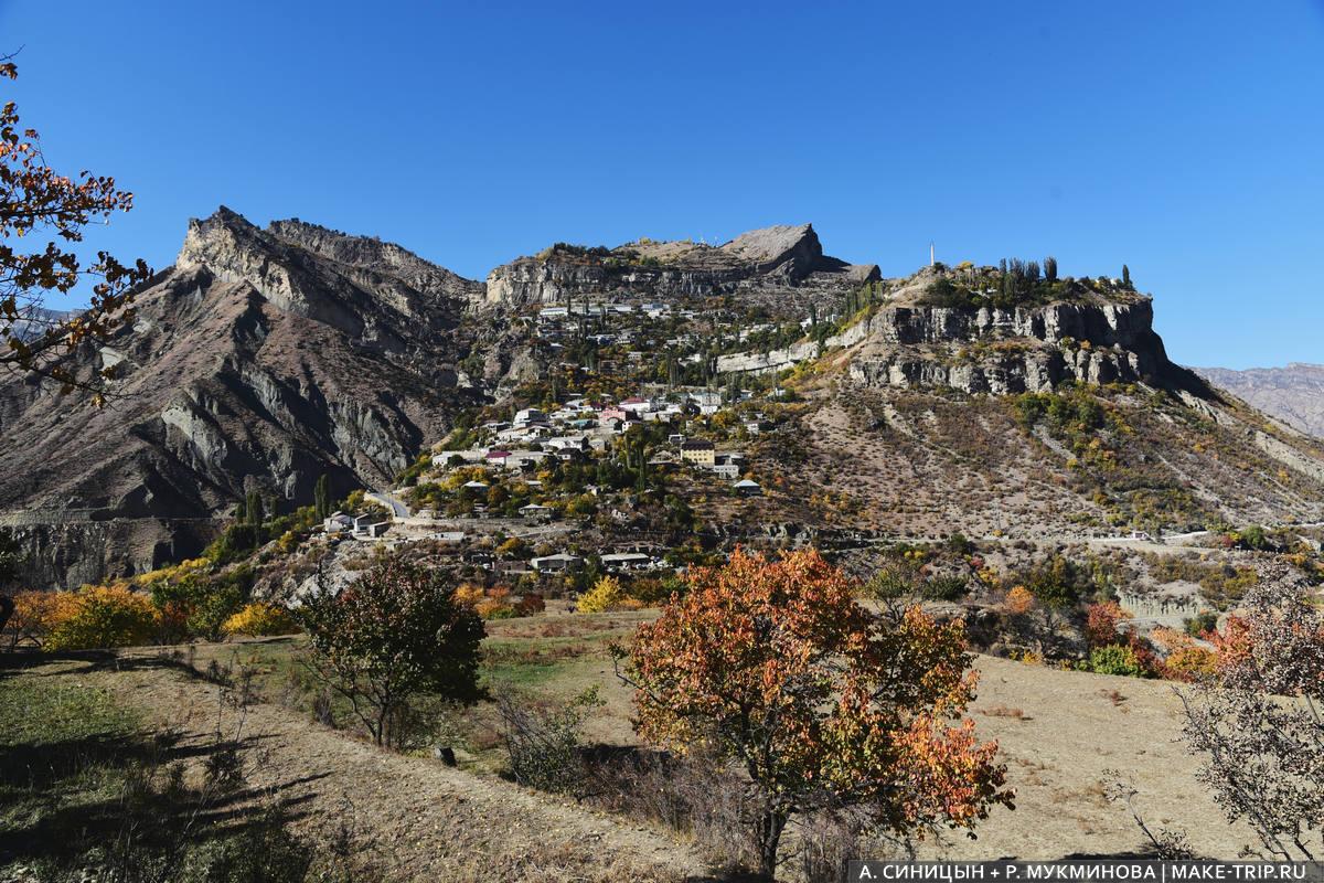 достопримечательности Дагестана фото
