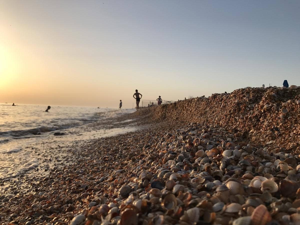 Лучшие курорты России на Азовском море