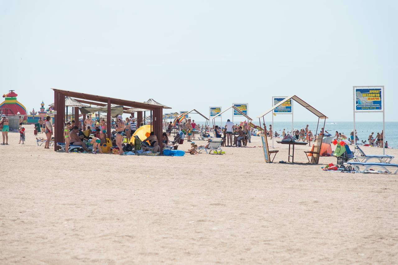Какой курорт на Азовском море выбрать по отзывам туристов