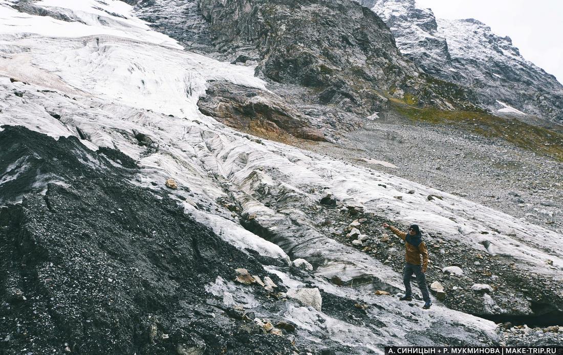 Чучхурский ледник
