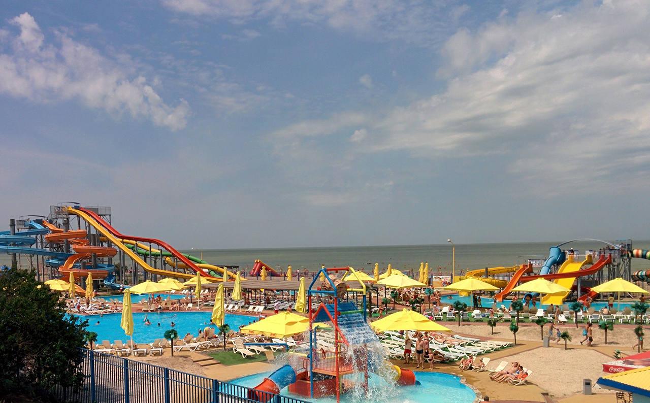 Где отдыхать с детьми на Азовском море в России